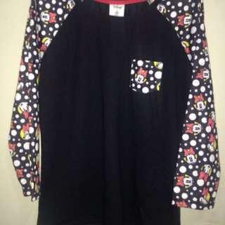 Nevada Disney Minnie Mouse T-Shirt Long Sleeve