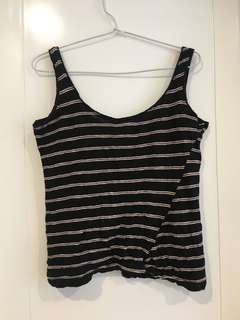 Pull & Bear stripe tank top