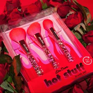 INSTOCK : Limecrime Hot Stuff Brushes