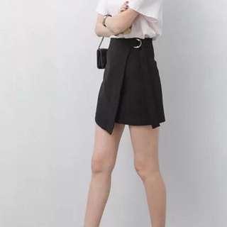 Highwaist Black Skirt
