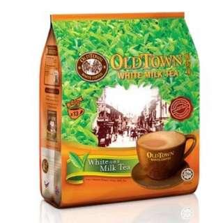 馬來西亞OLD TOWN舊街場白奶茶WHITE MILK TEA(現貨,3月1號寄出)