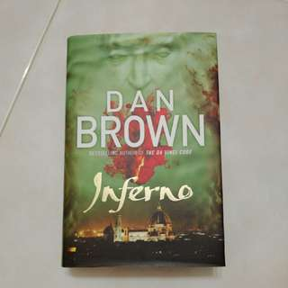 Inferno By Dan Brown (Hardcover)