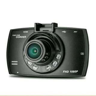G30 170 Degree Wide angle G-Sensor Car DVR Dash Camera