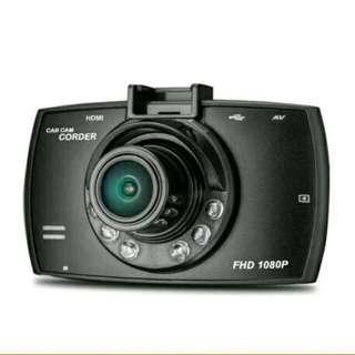G30 170 Degree Wide angle G-Sensor Car DVR Dash Camera