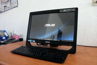 Asus all in one pc 4gb ram ddr3 500gb hdd 20 inch Amd Dual core Free Deliver