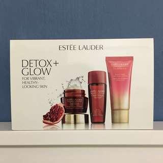 Estée Lauder Detox + Glow set