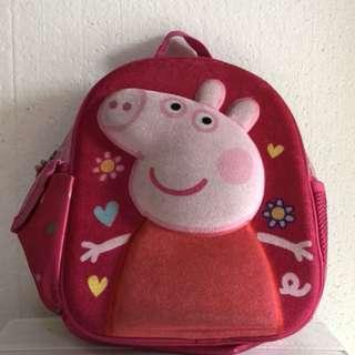 Peppa pig small backpack original