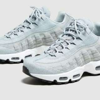 Nike Air Max 95 Premium light women's
