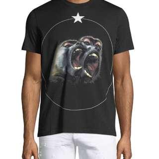 Givenchy Black t shirt