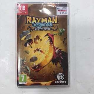 Nintendo Switch Brandnew Rayman Legends