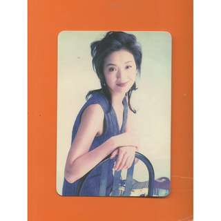 YC-2734-YES CARD-吳倩蓮-背面曲詞-追夢人