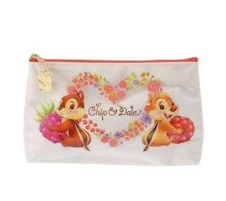 🇯🇵日本代購 迪士尼 Disney chip n dale 大鼻與鋼牙 筆袋
