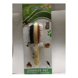 Double Sided wooden brush small