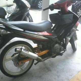 Motor Lc135