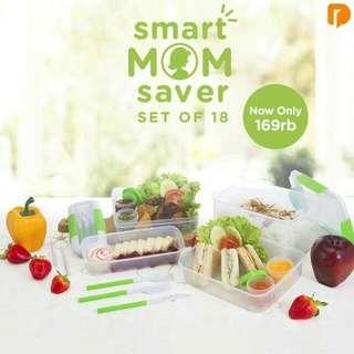 Tempat Bekal Kualitas Premium, dengan harga sangat Terjangkau :) Pilihan Ibu Cerdas!!