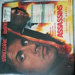 Assassins x 2 LD Discs