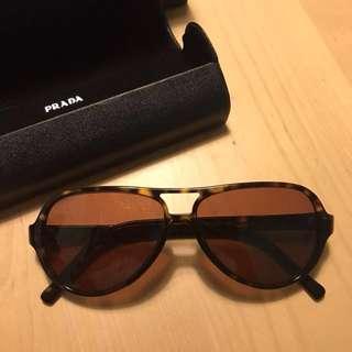 *清屋清櫃* 100% 正品 Prada 女裝太陽眼鏡 Woman Sunglasses