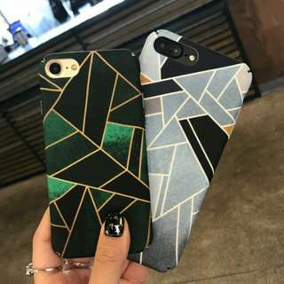 Fashion Grid Iphone Case