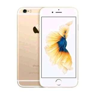 Iphone 6s [64GB] Gold Cicilan mudah tanpa kartu kredit