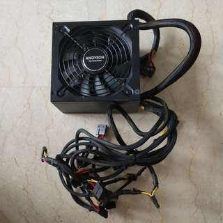 desktop PSU,  Andyson FSU 550,Made in taiwan
