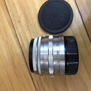 Carl Zeiss Jena Tessar 50mm f2.8 12 Blades M42 Mount