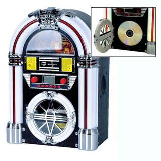 New Mini Retro Jukebox