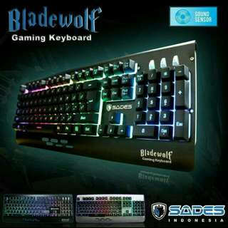 Paketan Mouse & Keyboard Gaming