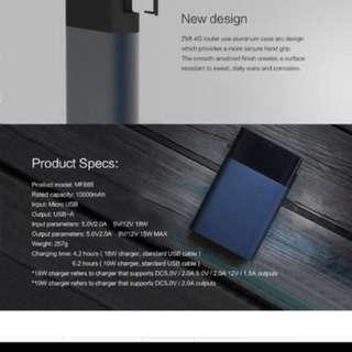 XiaoMi - 4G Portable Wi-Fi - MF885 Gen3