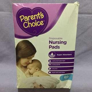 Parent's Choice Disposable Nursing Pads