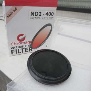 Variable ND filter 67mm