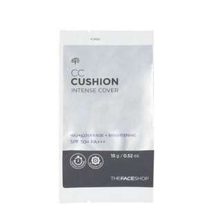 The face shop cushion refill
