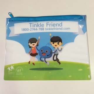 Tinkle Friend pencil case