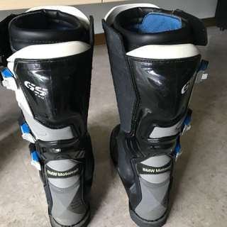 BMW GS PRO motorcross boots