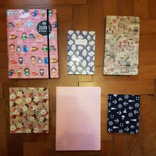 Notebooks for sale