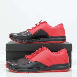 Adidas Crazy Train Pro M Red