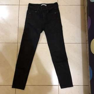 [Pull&Bear] push up jeans