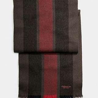 Coach Scarf 頸巾