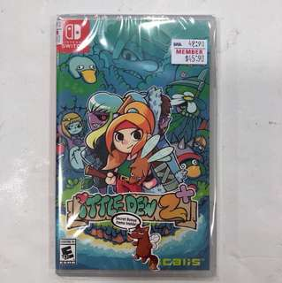 Nintendo Switch Brandnew Little Dew 2