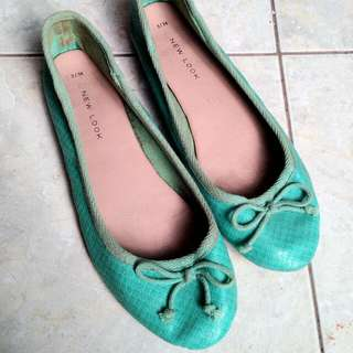 New Look Tosca Flatshoes