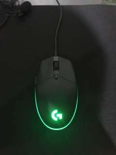 mouse logitech g102