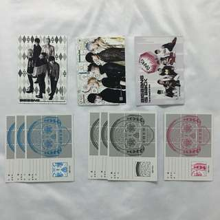 BIG BANG COLLCETION CARD