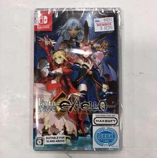 Nintendo Switch Brandnew Fate Excho