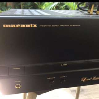 Marantz PM80mkll SE ( Can trade also )