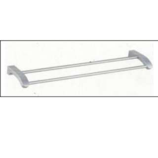 ZX20622 Alloy Double Towel Bar