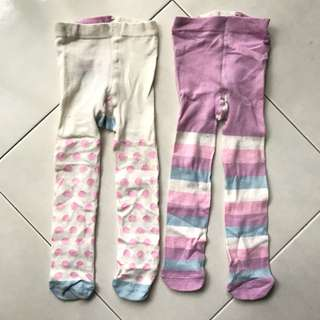 Baby Leggings :: 2 for RM10 only!