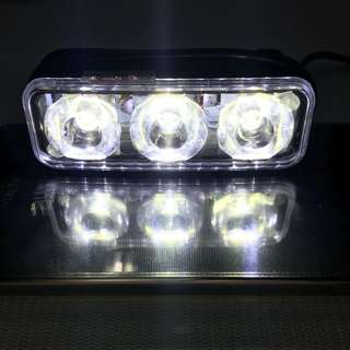 SPOT FLOOD FOG LAMP LIGHT RTD3 BRIGHT