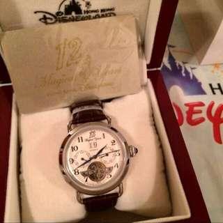 Disneyland/ 迪仕尼樂園 限量版機械錶。