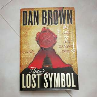 The Lost Symbol by Dan Brown (Hardcover)