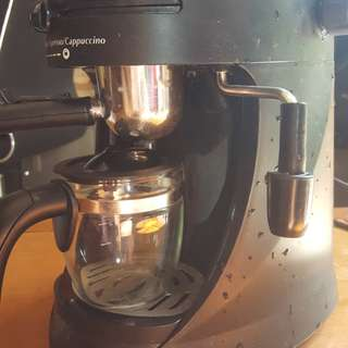 Morphy Richards Espresso and Cappuccino maker