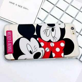 Mickey & Minnie IPhone殼
